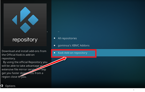 kodi-add-on-repository